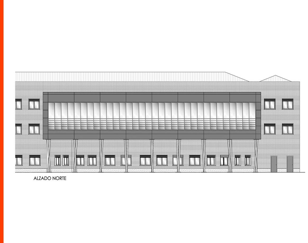 Ampliación Biblioteca de Facultad de Empresariales (León)
