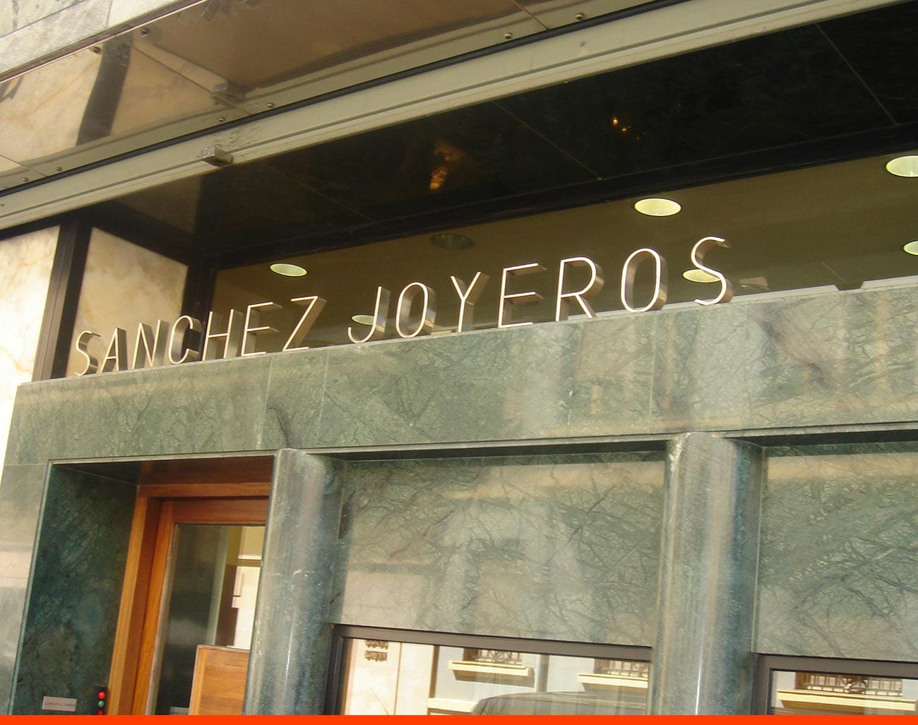 Joyería Hermanos Sánchez, León