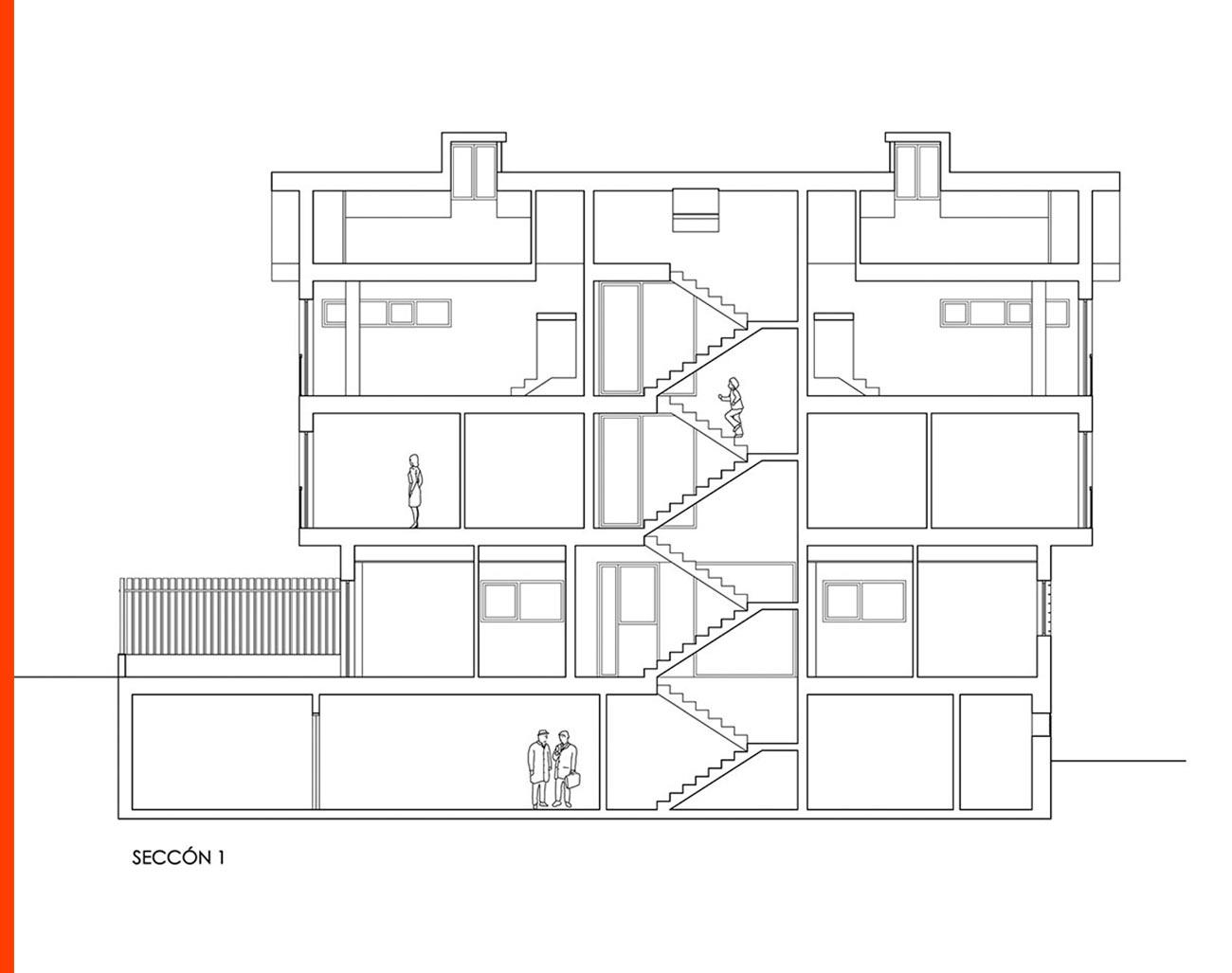 7 Viviendas, garajes y trasteros en calle Santo Cristo (León)
