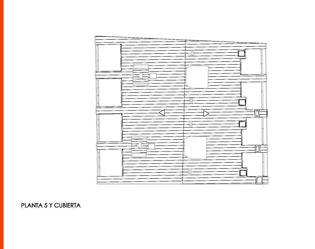16 Viviendas en calle La Torre (León) para Merino Presa