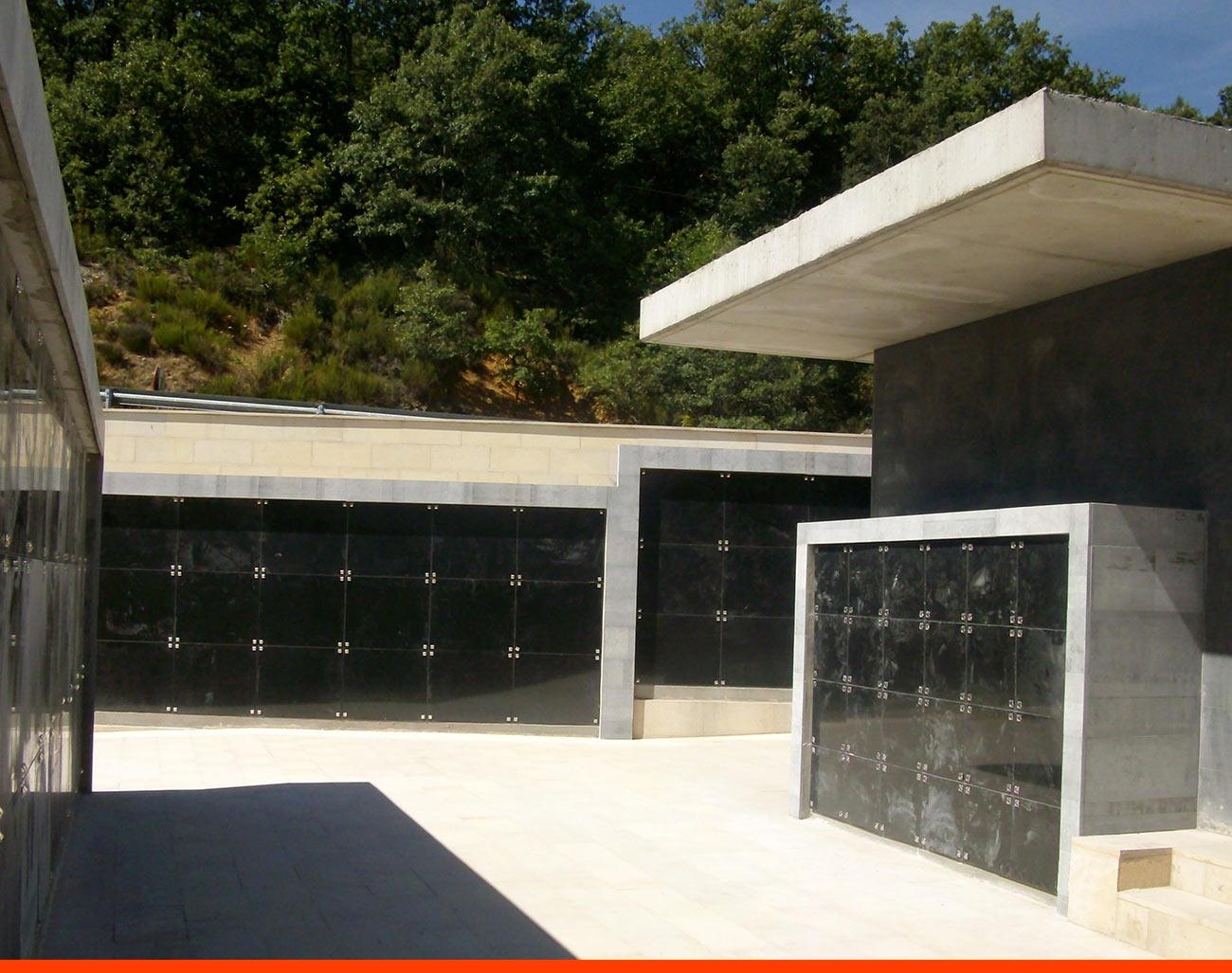 Ampliación Cementerio de La Vecilla